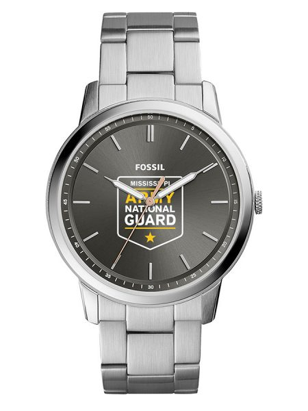 Fossil Custom Logo Watch